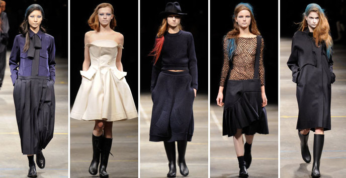cf68f9ff6e3b Photo courtesy of Stylesight.com - Yohji Yamamoto Fall Winter 2010